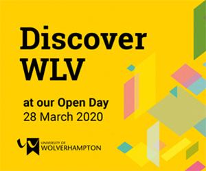 Uni of Wolverhampton 24/02/20