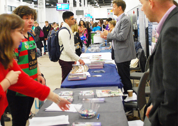 Uni, Apprenticeship, College Exhibitors