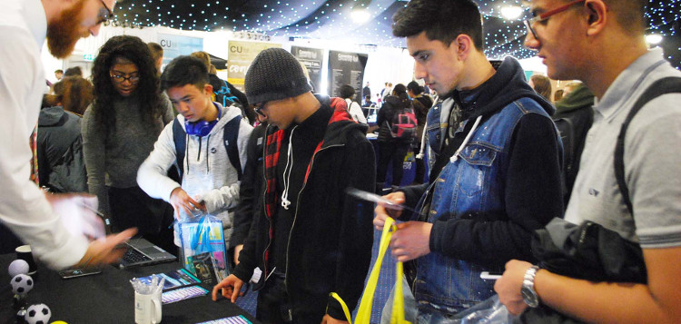 UK University Search Fairs