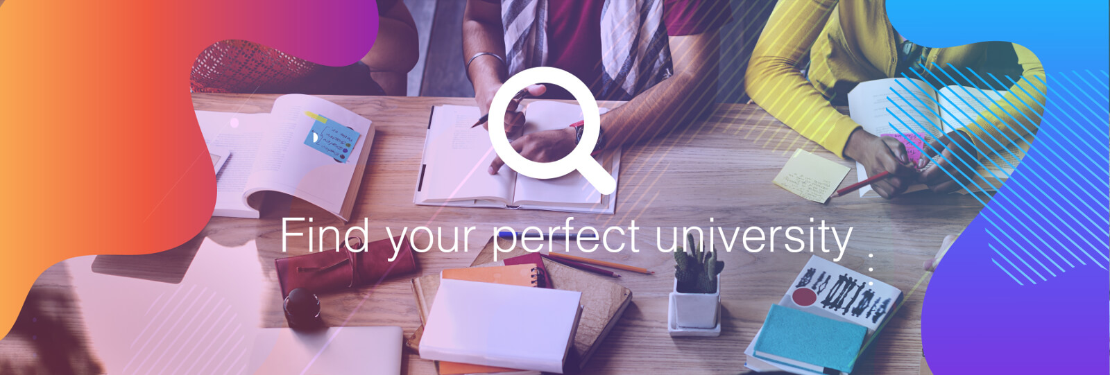 Find your perfect Uni