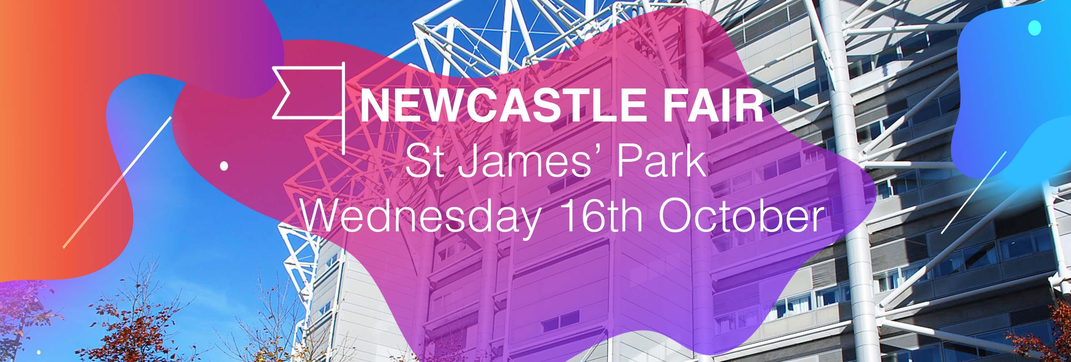 Newcastle Autumn 2019 Fair