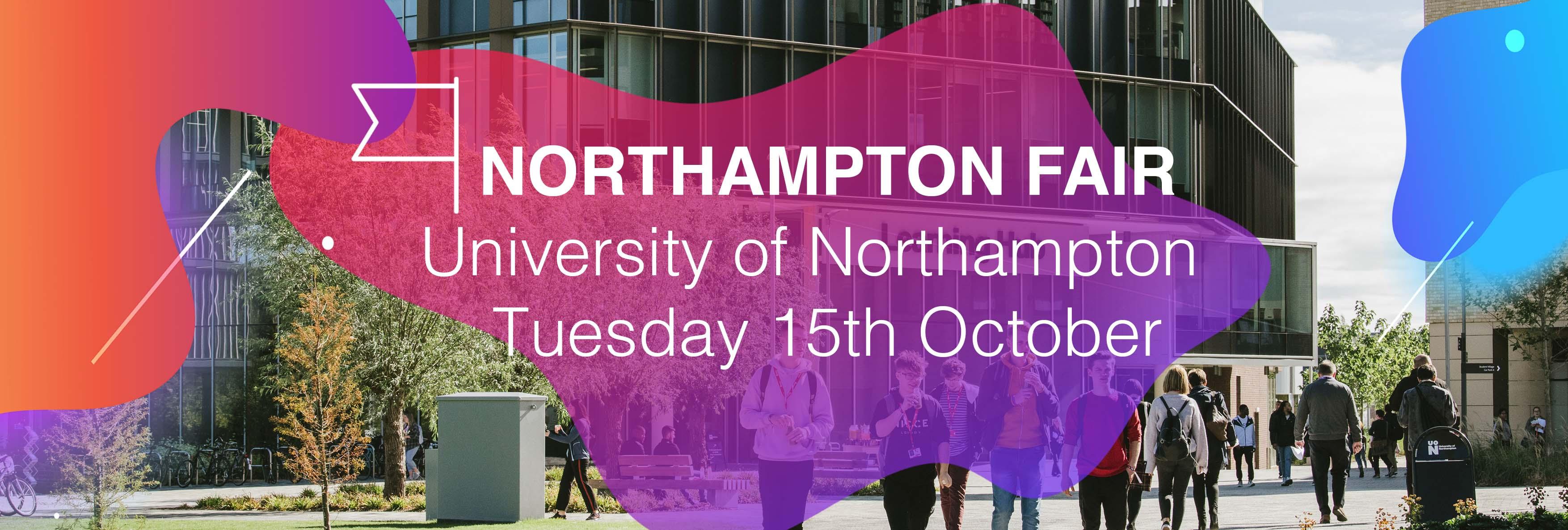 Northampton Autumn 2019 Fair