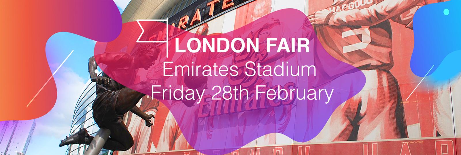 London Spring 2020 Fair