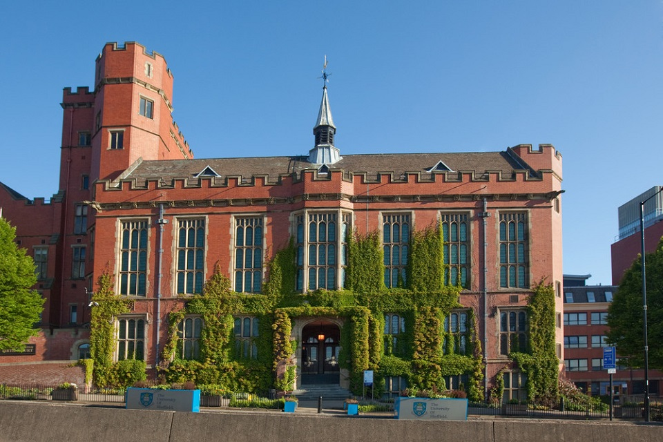 University of Sheffield Spring 2020