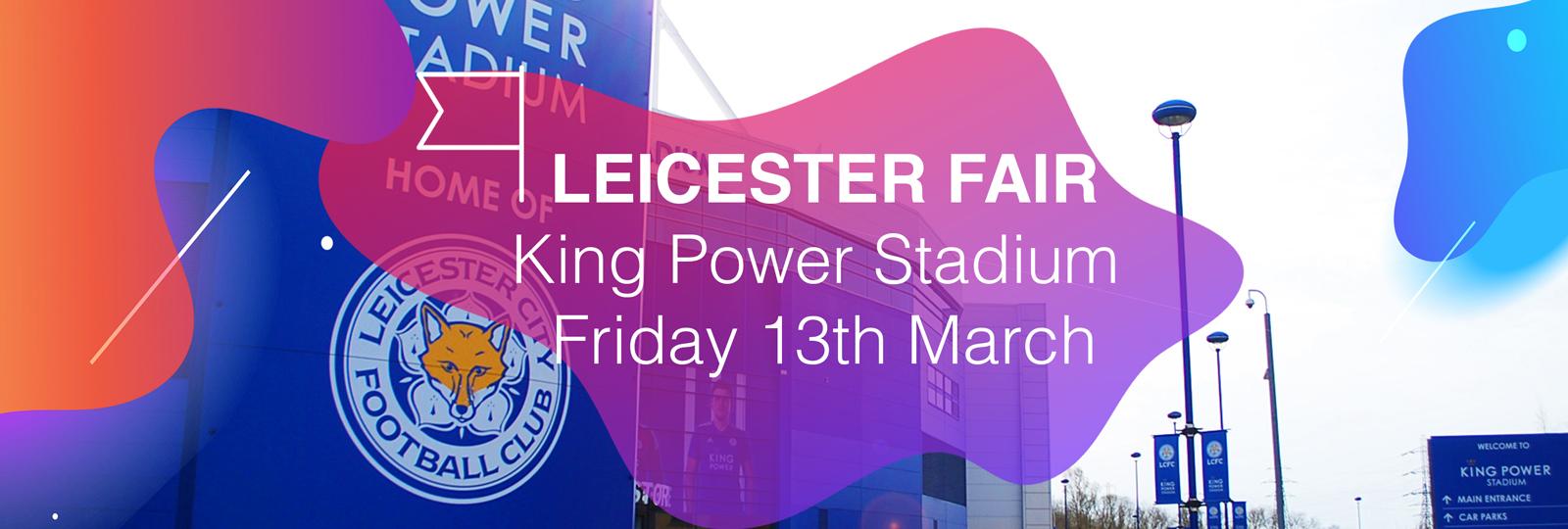 Leicester Spring 2020 Fair