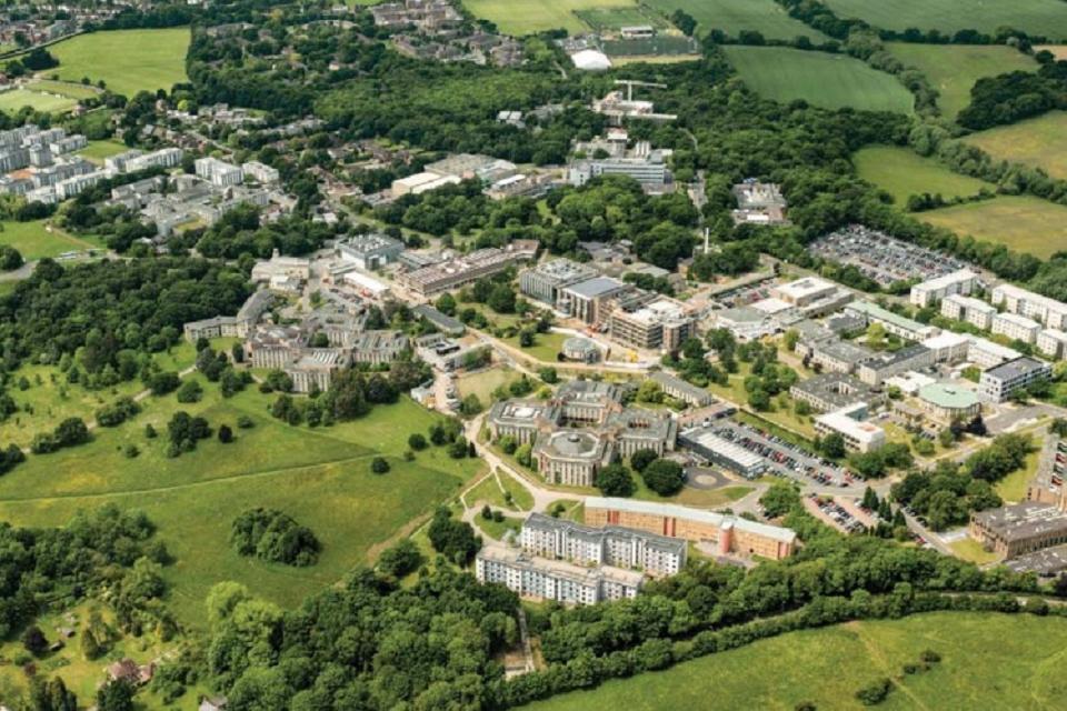 University of Kent Spring 2020