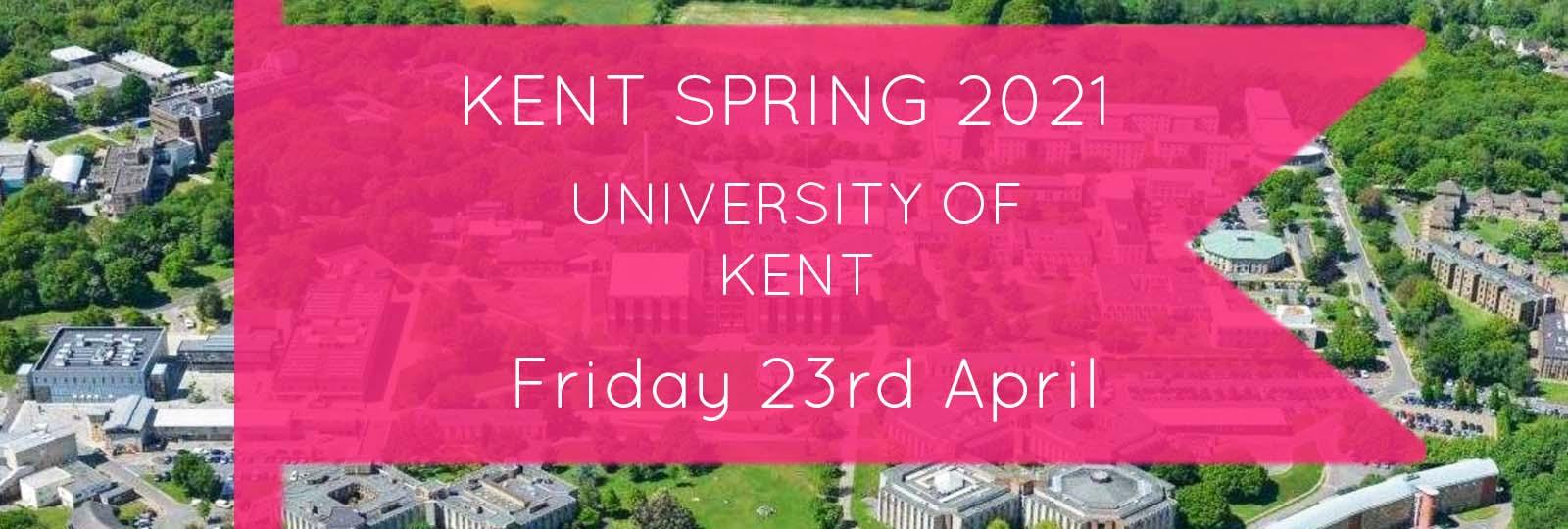Kent Spring 2021 Fair