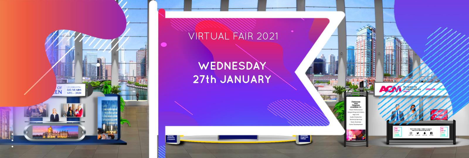 Virtual Fair Fair