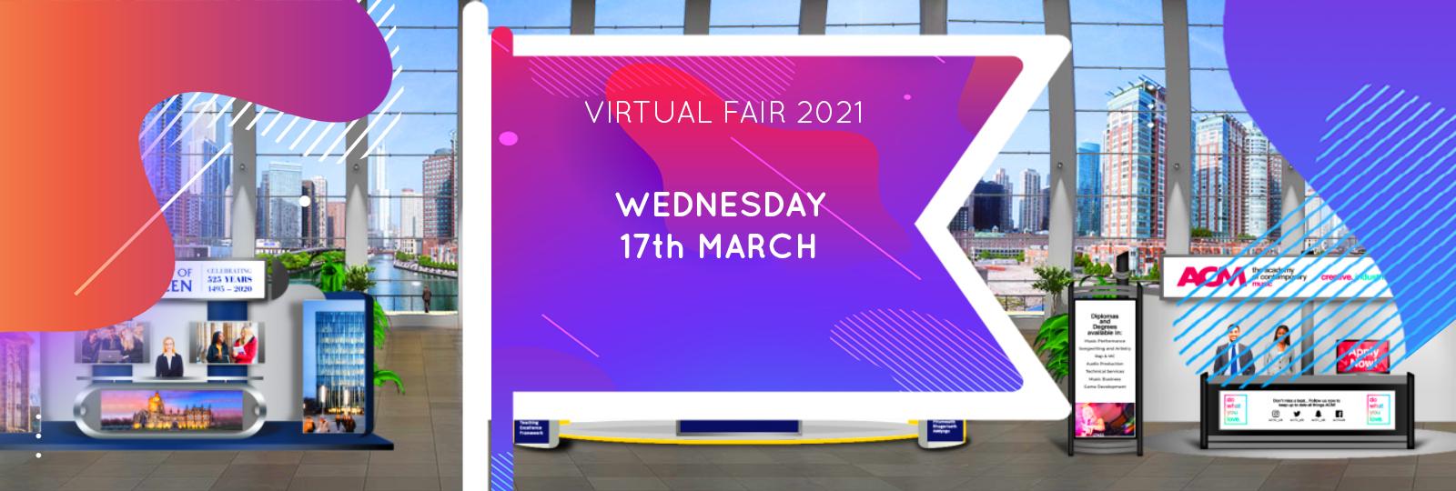 Spring Virtual Fair Fair