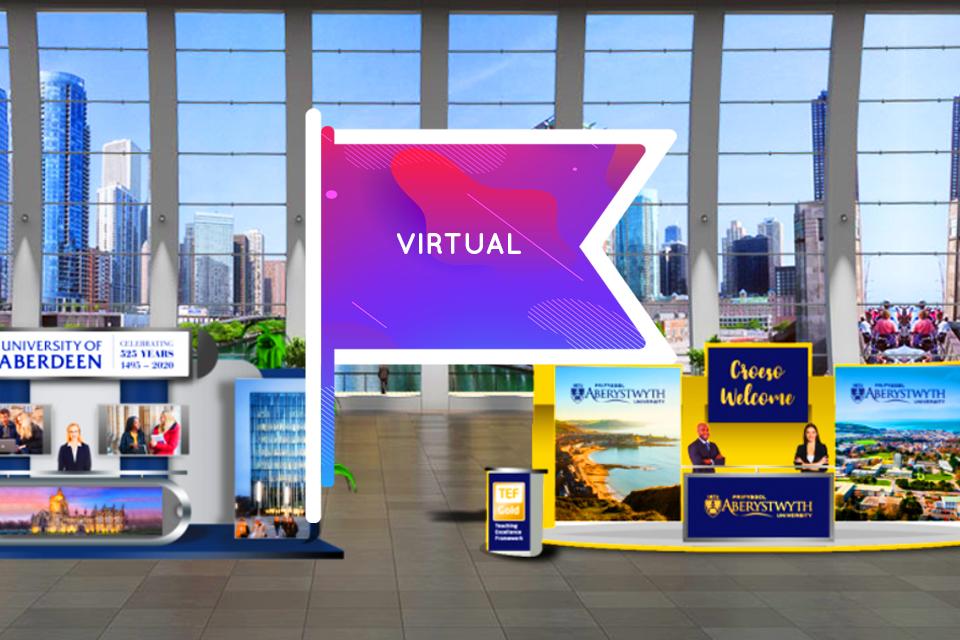 Spring Virtual Fair