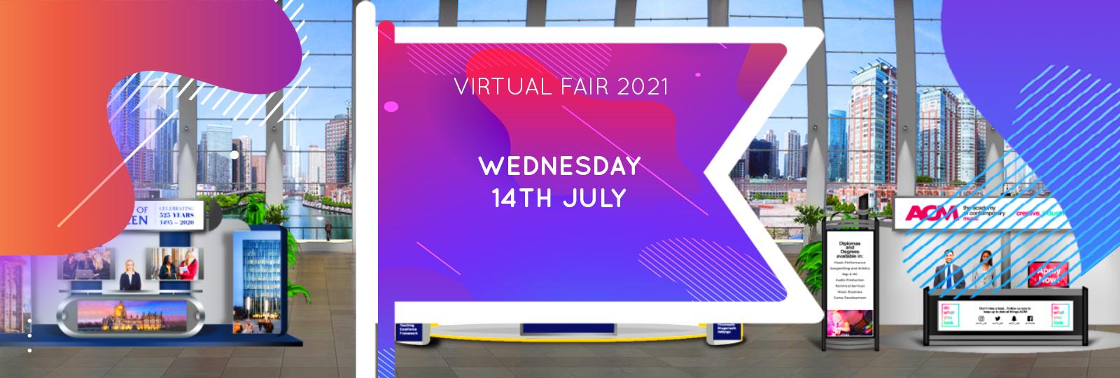 Virtual Summer Fair
