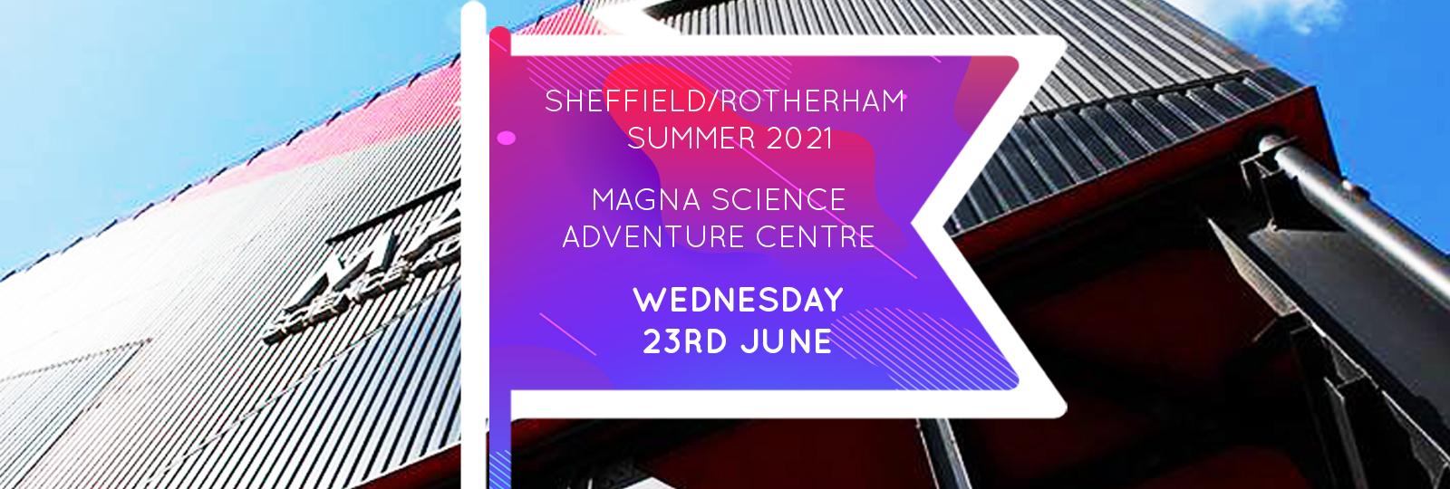 Sheffield/Rotherham 2021 Fair