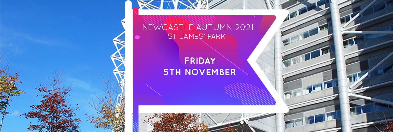 Newcastle Autumn 2021 Fair