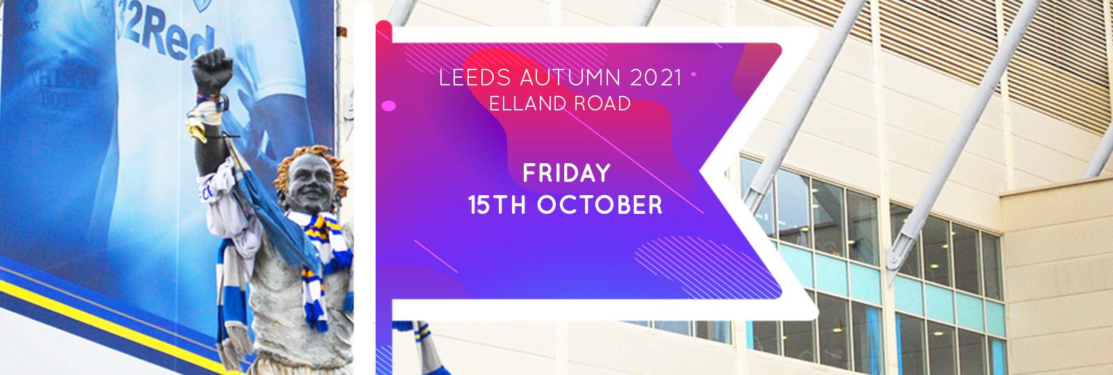 Leeds Autumn 2021 Fair