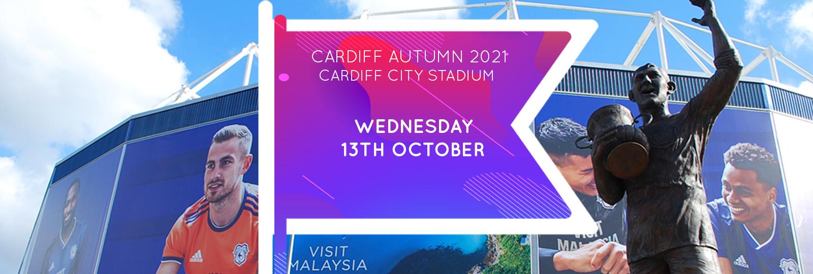 Cardiff Autumn 2021 Fair