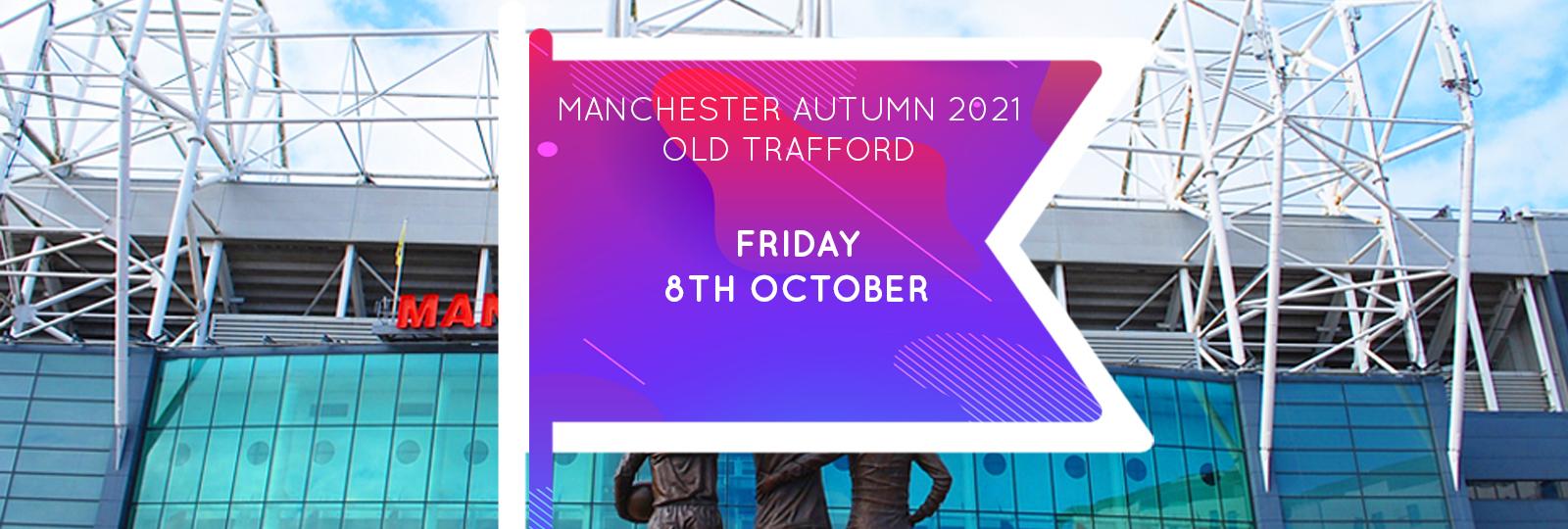 Manchester Autumn 2021 Fair