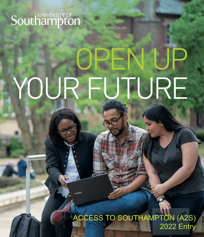 Access to the University of Southampton (A2S)