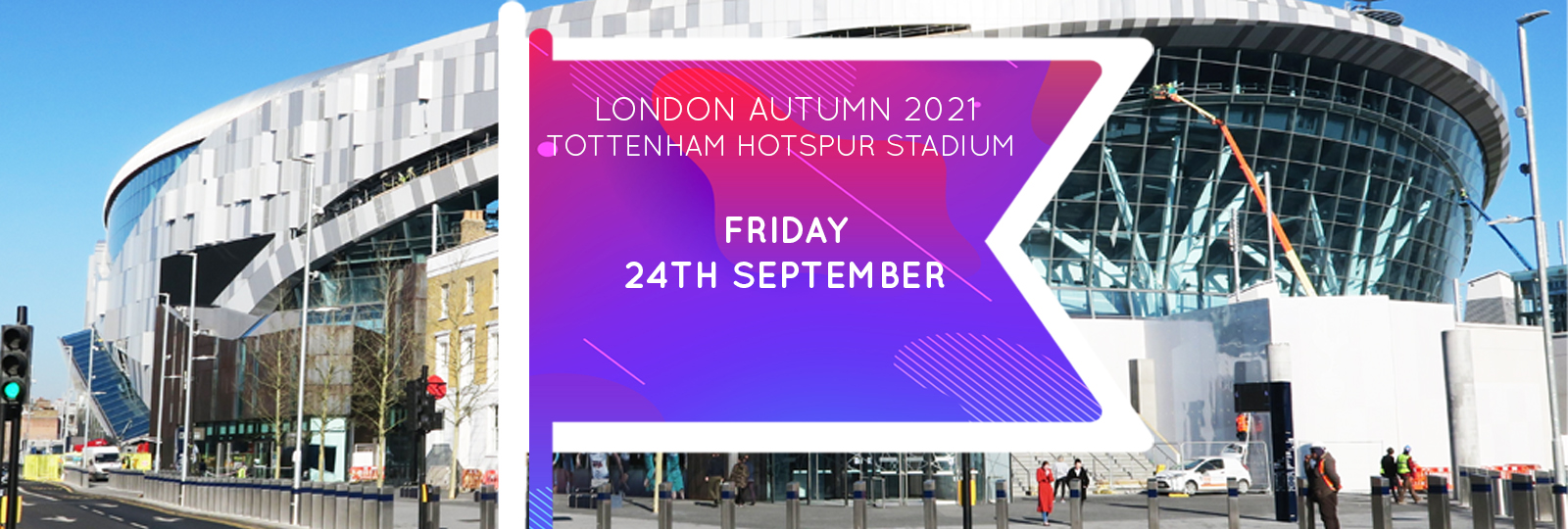 London Autumn 2021 Fair